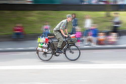 Mag fietsen eigenlijk wel?
