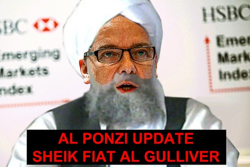 SHEIK FIAT AL GULLIVER by Colonel Flick