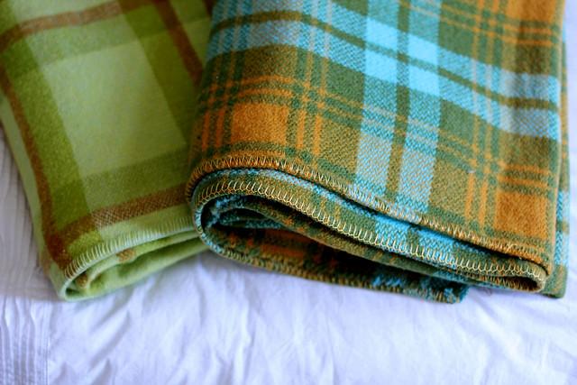Souvenir blankets