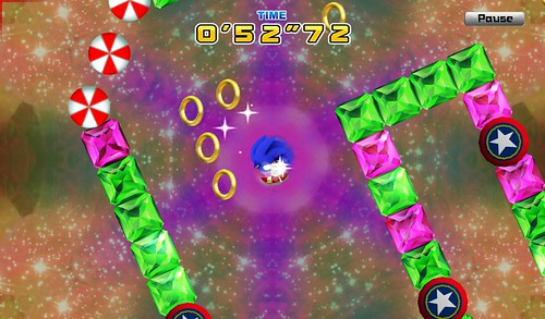 Sonic 4: Episode I (BlackBerry Playbook)