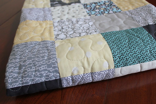 Youth Quilt Folded