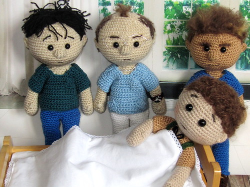 Amigurumi Doll Dialysis