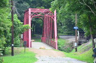 Marshall Red Bridge