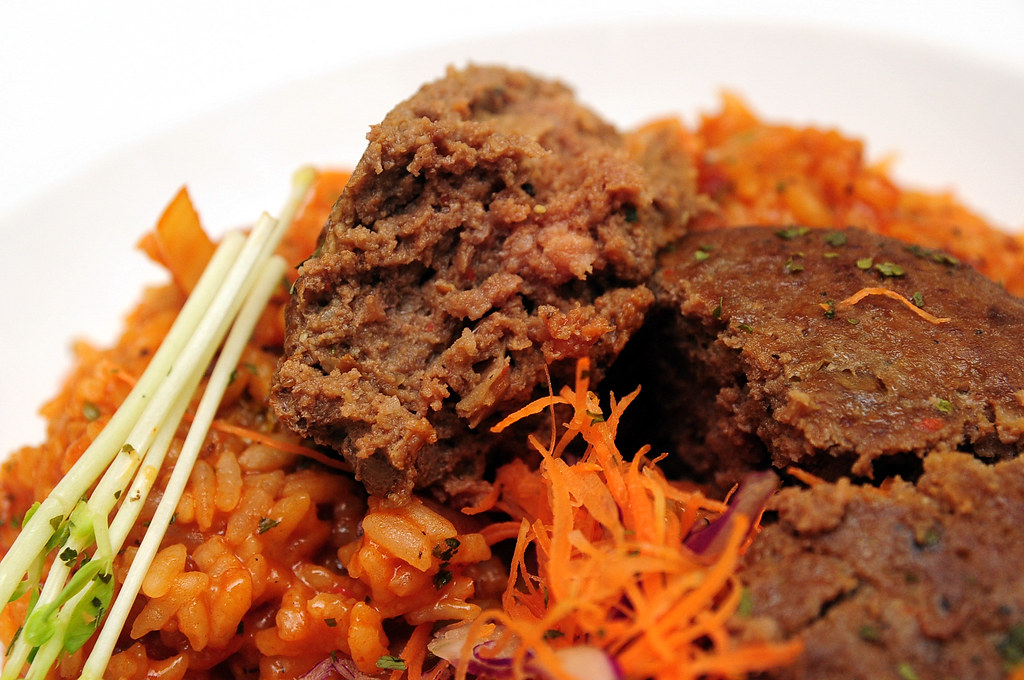 吉娜紐西蘭異想廚房 - 牛肉蕃茄燉飯