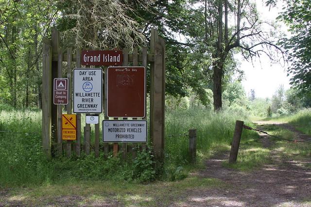 Grand Island State Park