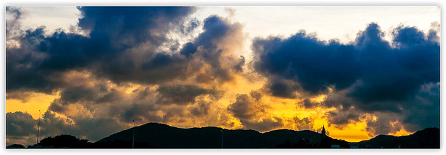 Macao Sunset