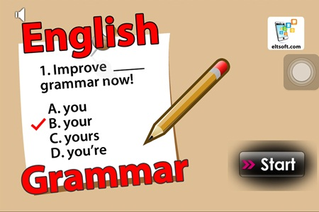 English Grammar Free