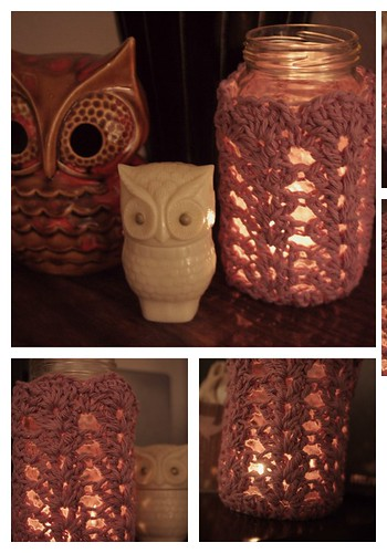 candle jar cover