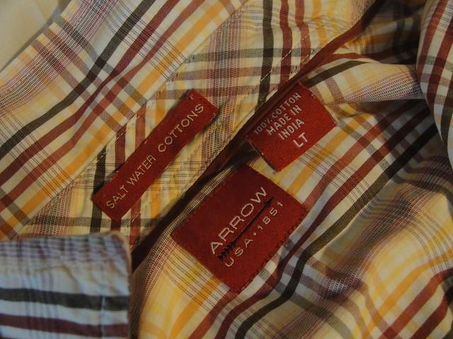 Shirt Bag 1