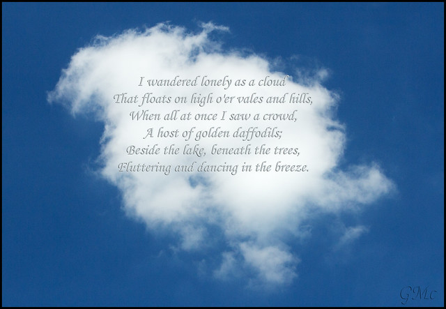 Poem I Wandered Lonely as a Cloud