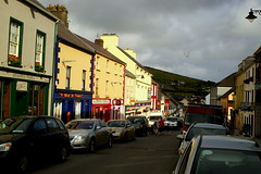 Main St on Dingle