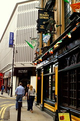 Hairy Lemon Pub on Stephen Street, Dublin City Center
