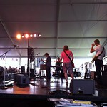 Deer Tick at @NewportFolkFest - by @WFUV