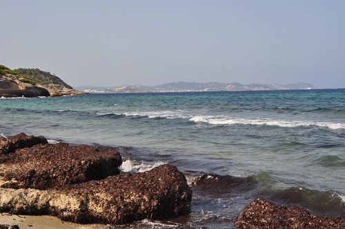 Playa Es Cavallet - Ibiza