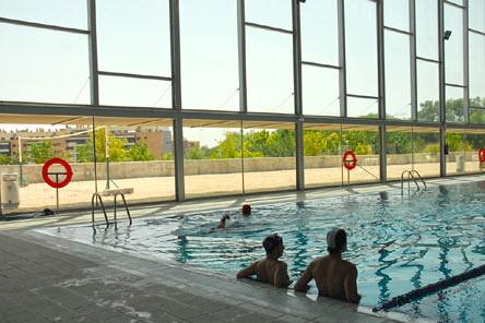Se procede a la inspecci n de las piscinas comunitarias de for Piscina de valdemoro