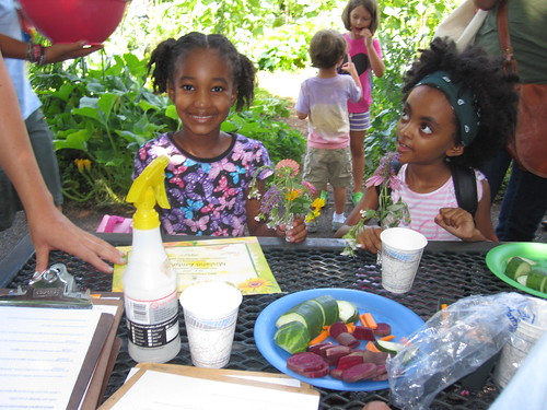 Children's Garden Open House