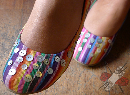Zapatos con estilo de Cris