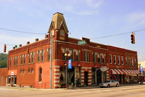 Farnham Building - Harriman, TN
