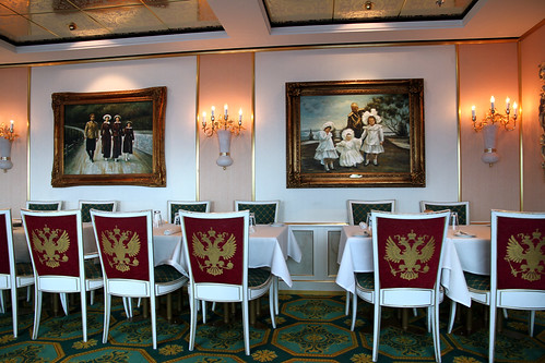 Norwegian Pearl - Summer Palace Paintings
