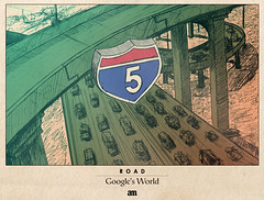 "Road ""Google's World"""