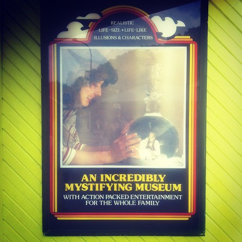 An Incredibly Mystifying Museum