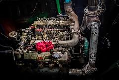 V8 Boatmotor