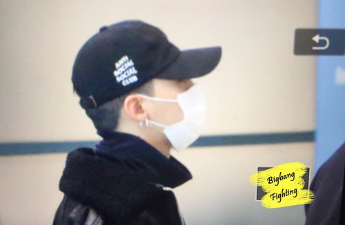 Big Bang - Incheon Airport - 07dec2015 - BigbangFighting - 02