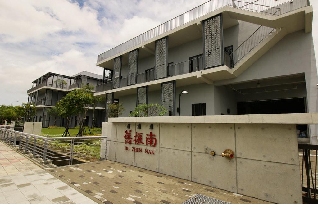 高雄大寮舊振南漢餅文化館 (1)