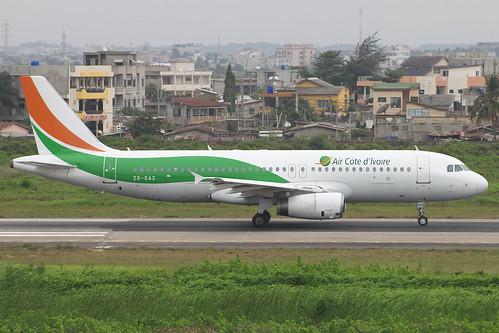 Air Cote d'Ivoire (ZS-GAZ)