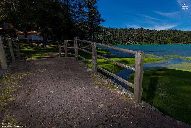 Los Azufres (Laguna Larga)