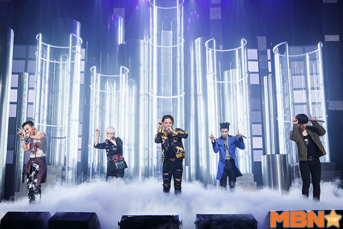 Big Bang - Mnet M!Countdown - 07may2015 - MBN - 01