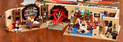 Lego Doctor Strange's Sanctum Sanctorum, Set 76060