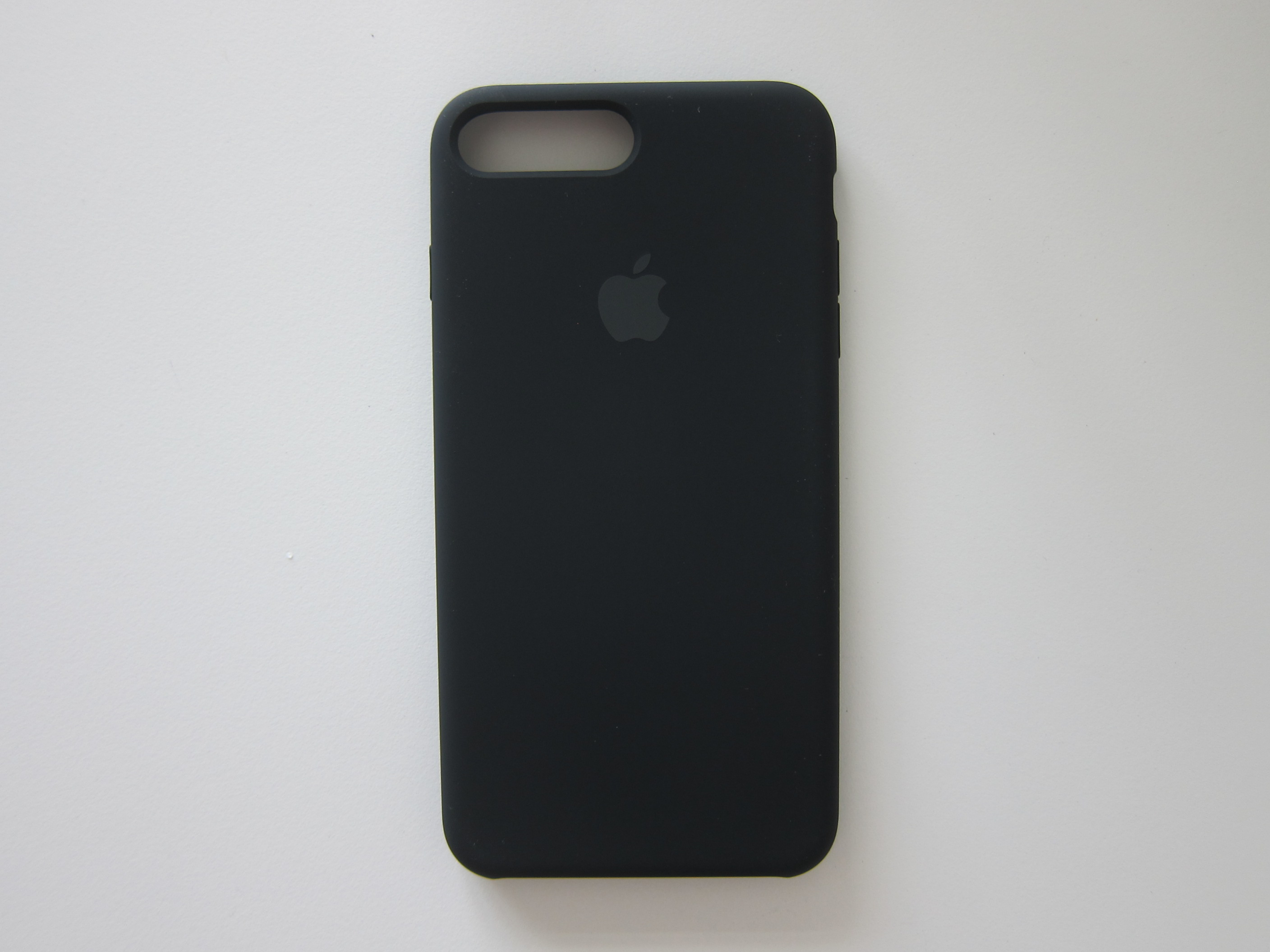 Giveaway iphone 7 case black silicone