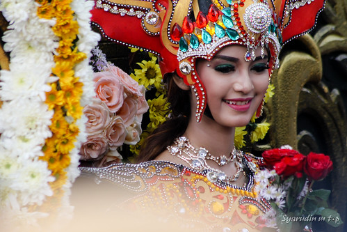 Malang Flower Carnival 2016