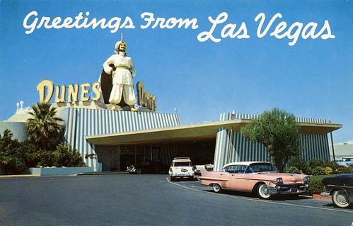 Dunes Hotel & Casino,  1958