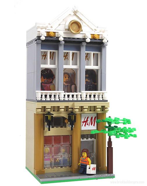 Lego H&M