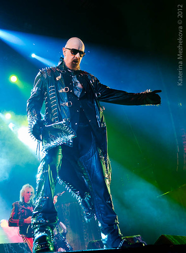 Rob Halford, Judas Priest