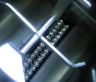 Dosatore bivite - Twin Screw feeder