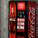The first Olympic contactless Coca-Cola vending machine in the UK!