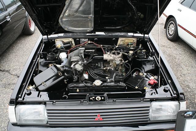 Mitsubishi Lancer EX 2000 Turbo