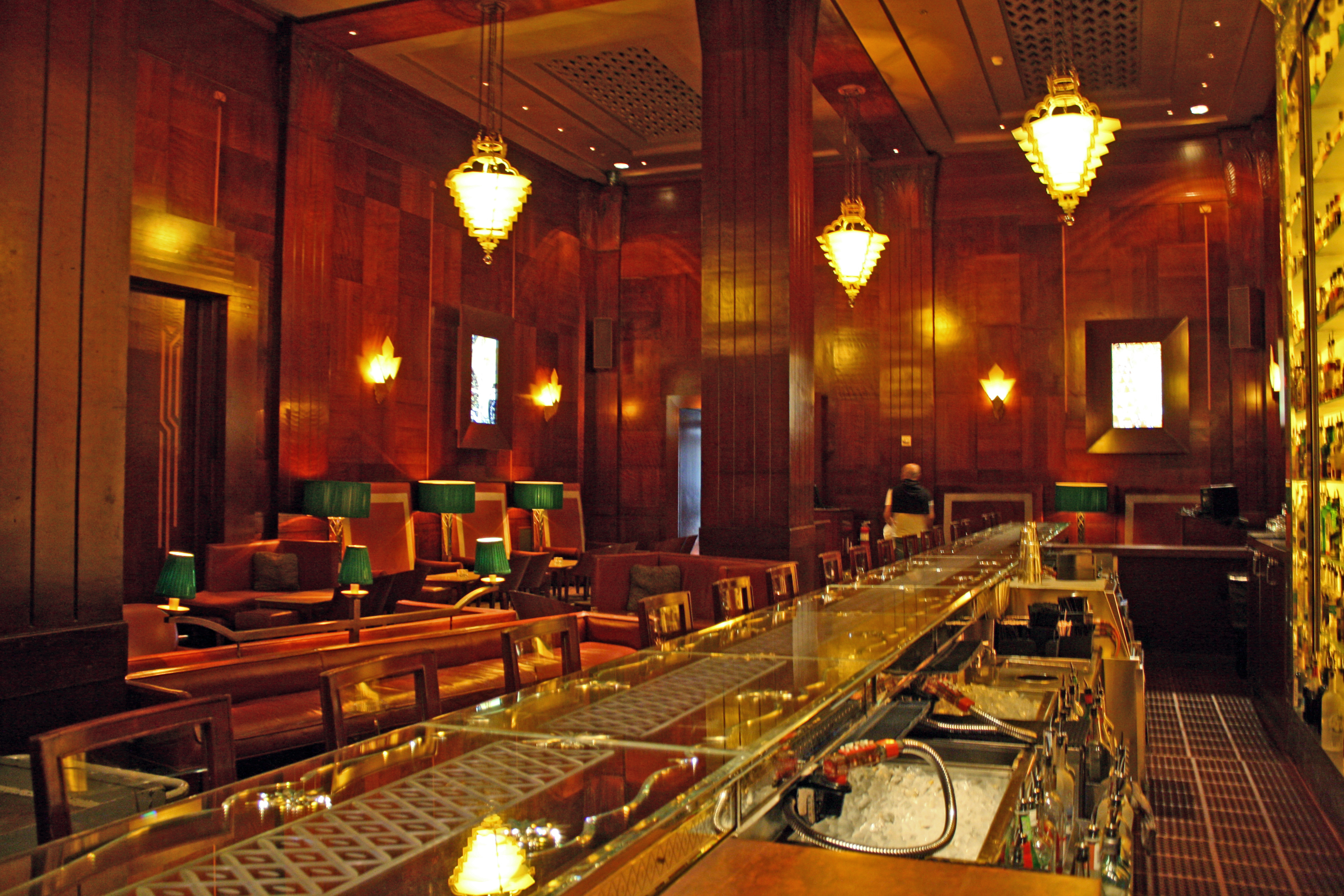 Redwood Room Clift Hotel History