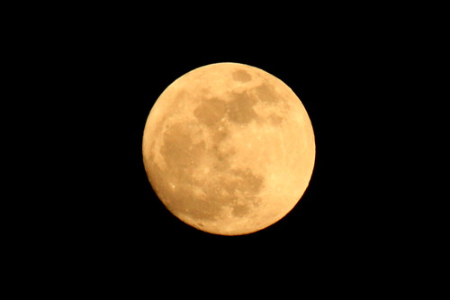 Supermoon PM7:20