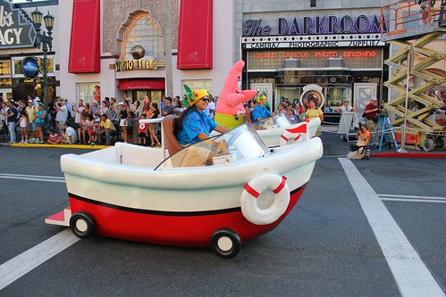 Spongebob SquarePants - Universal's Superstar Parade