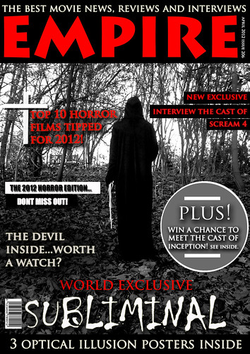 Magazine Front Cover!!!!!!