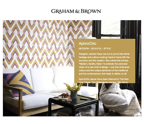 aphrochic graham and brown