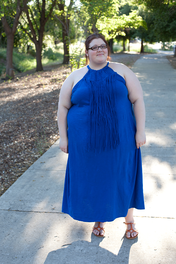 Five Take: Maxi Dress v2