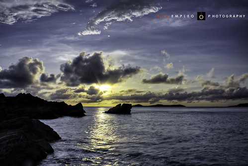 Sunset @ Calaguas Island