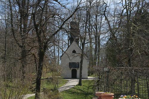 Kapelle - Schloß Linderhof