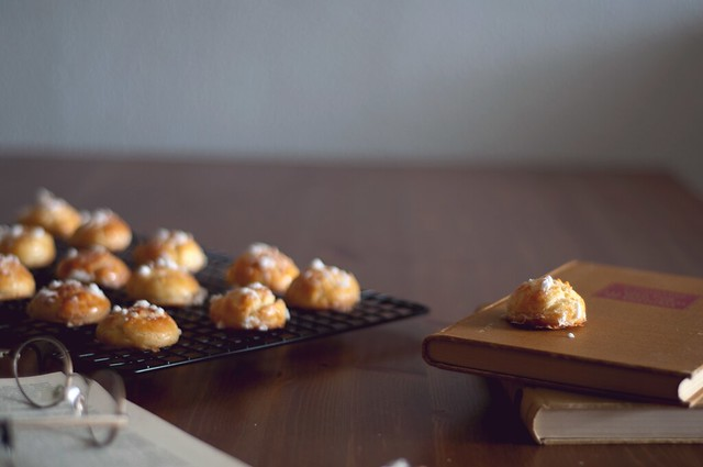 Chouquettes V