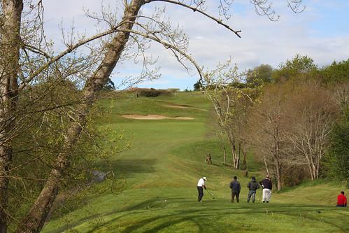 Santa Marina Golf Club - First Hole